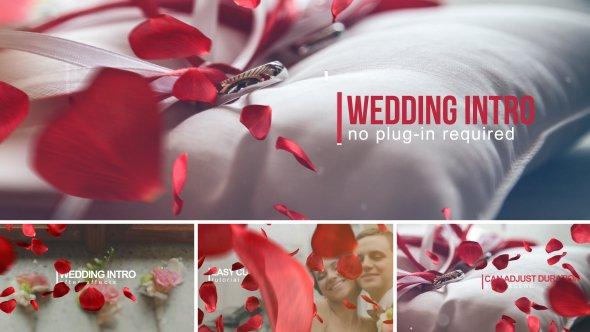 Videohive Wedding Intro 14584906