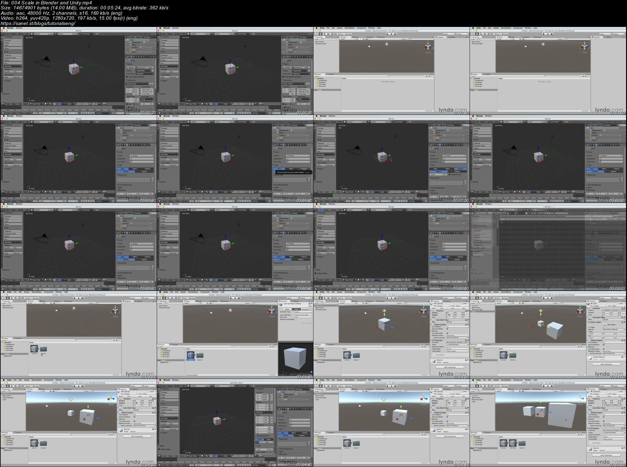 Blender: Interior Environments for Games