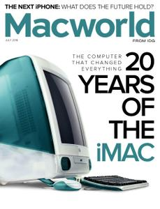 Macworld USA – July 2018 (True PDF)
