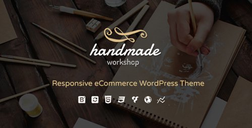 ThemeForest – Handmade v3.8 – Shop WordPress WooCommerce Theme