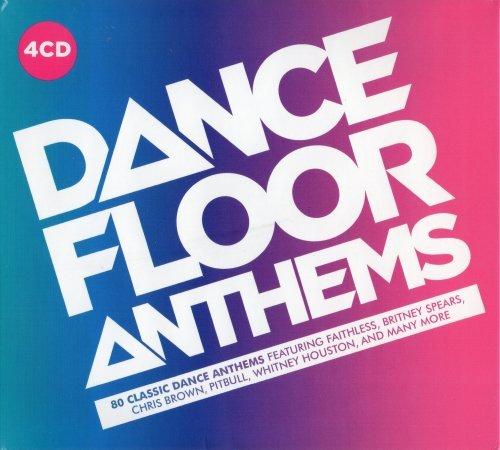 Dancefloor Anthems (4CD, 2018).mp3 320 kbps