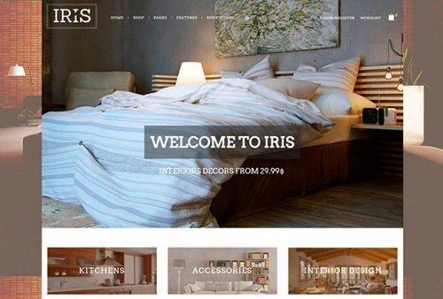 YiThemes – YITH Iris v1.3.0 – Interior Design WordPress Theme