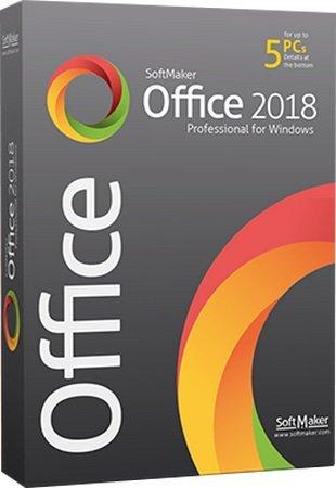 SoftMaker Office Professional 2018 Rev 933.0620 Multilingual