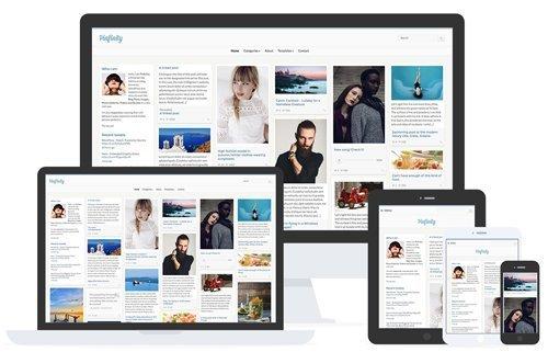 CSSIgniter – Pinfinity v2.1 – WordPress Theme