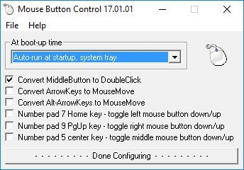 Mouse Button Control 18.06.01