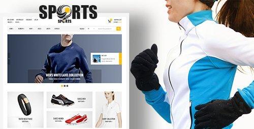ThemeForest – Sport Shop v1.9 – Sporting Club RTL WooCommerce WordPress Theme