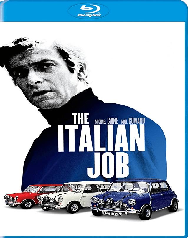 Film: the italian job (1969) (cert u).