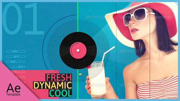 Videohive back to the 90s 19345220