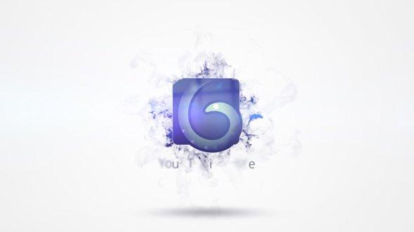 Videohive Quick Smoke Burst Logo 21454792