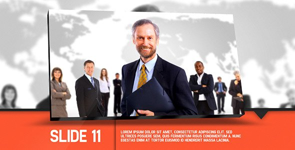 Videohive In Business Slideshow 4904247