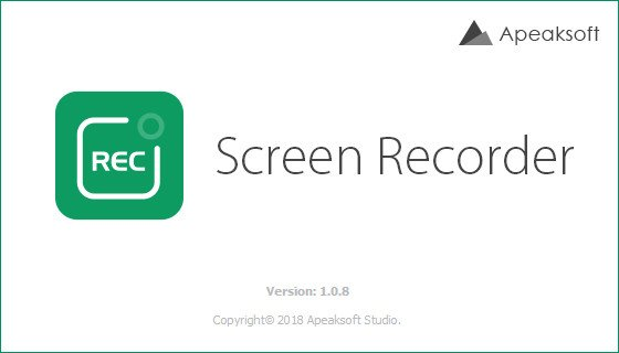 Apeaksoft Screen Recorder 1.0.8 Multilingual