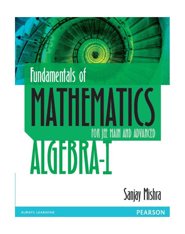 download fundamentals of mathematics algebra i softarchive