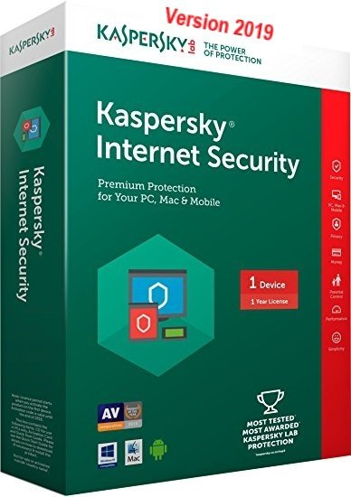 Kaspersky Internet Security Version 19.0.0.1088 En