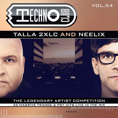 Download VA - Techno Club Vol 54, Mixed By Talla 2Xlc And Neelix