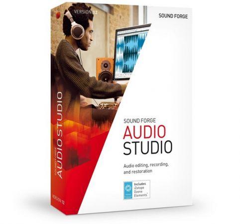 MAGIX SOUND FORGE Audio Studio 12.6.0.352