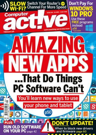 Computeractive – Issue 530 (20 June – 03 July) 2018