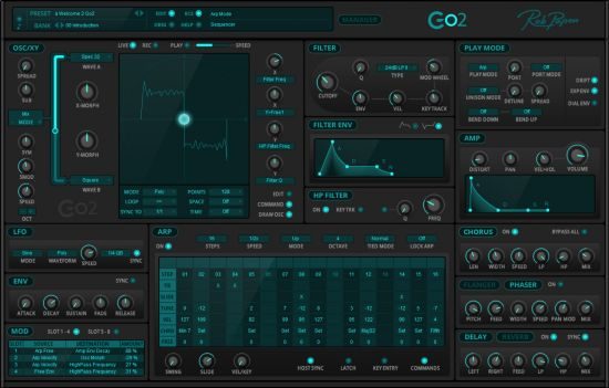 RPCX Rob Papen Go2 1.0.1