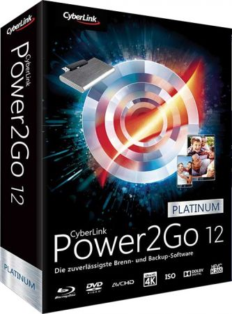 CyberLink Power2Go Platinum 12.0.0516.0