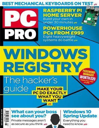 PC Pro – August 2018