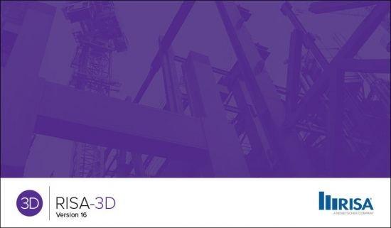 RISA-3D 16.0.4 (x64)