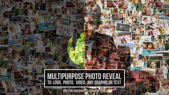 Videohive Photo Reveal - Multipurpose Intro and Opener 14578145 [Update 5 June 18]