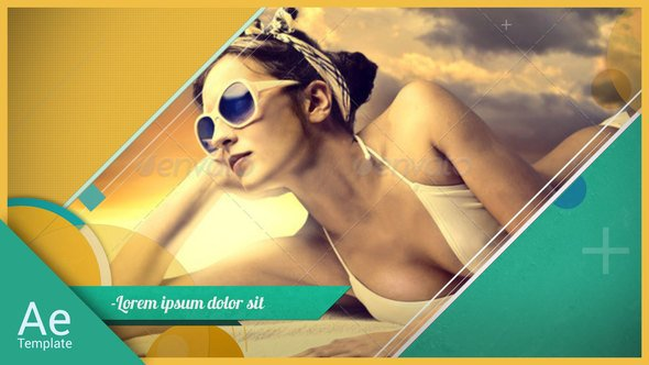 Videohive Summer Promo Pack 8008024