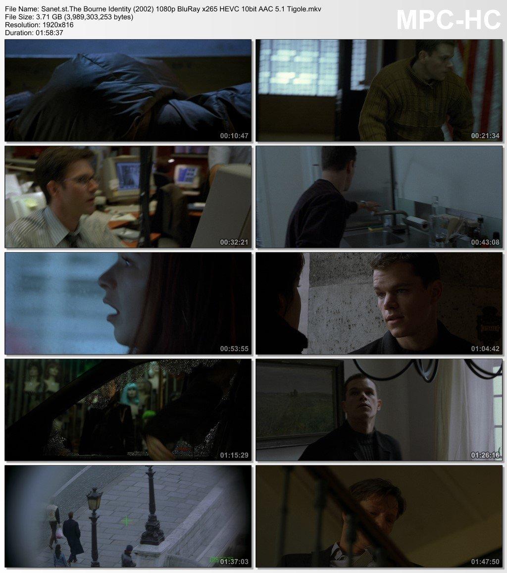 the bourne identity 1080p yify english subtitles