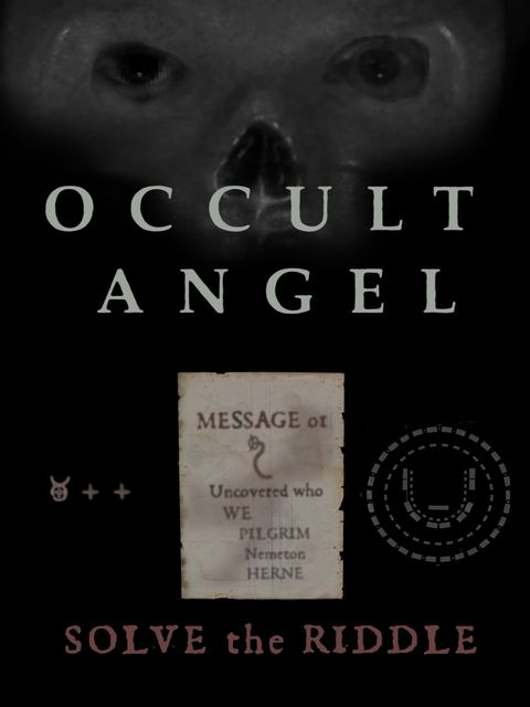 Occult Angel 2018 HDRip AC3 X264-CMRG