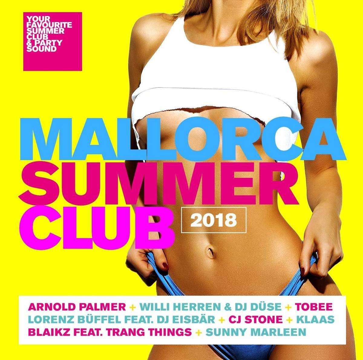 Mallorca Summer Club 2018 (2018) MP3