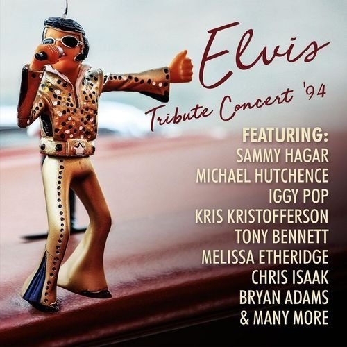 VA - Elvis Tribute Concert .94 (2018) MP3