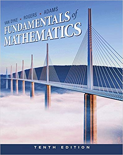 Fundamentals of mathematics 10th edition pdf