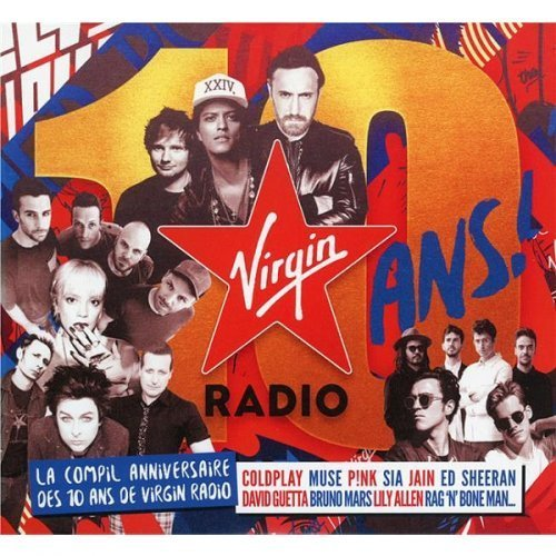 Virgin Radio les 10 Ans (2018).mp3 320 kbps