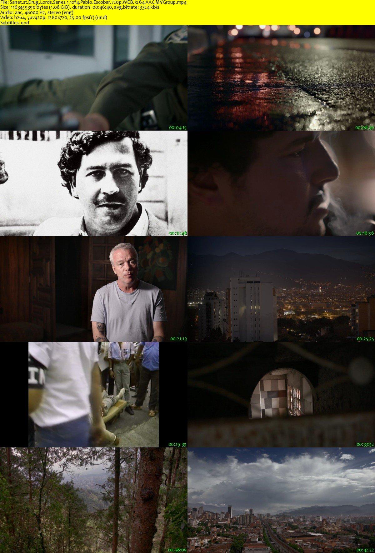 Download Netflix - Drug Lords: Series 1 (2017) 720p WEB x264