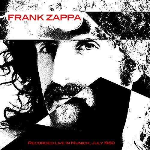 Frank Zappa: Recorded Live In Munich July 1980 (2018) FLAC/MP3