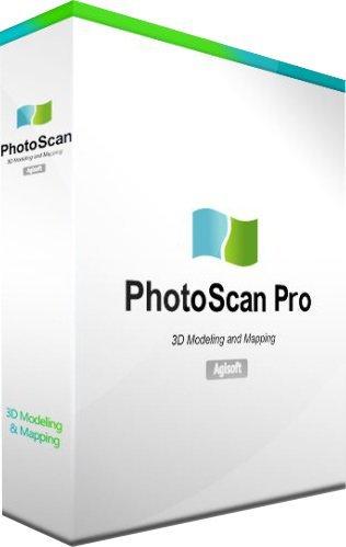 Agisoft PhotoScan Professional 1.4.5. Build 7354 Multilingual macOS