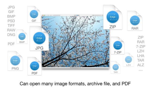 EdgeView 2.476 macOS