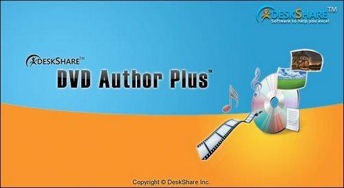 DeskShare DVD Author Plus 3.17 Multilingual