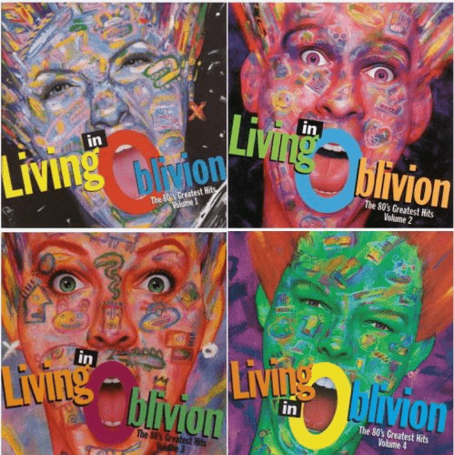 VA - Living In Oblivion: The 80.s Greatest Hits (5 CD) (1993-1995)