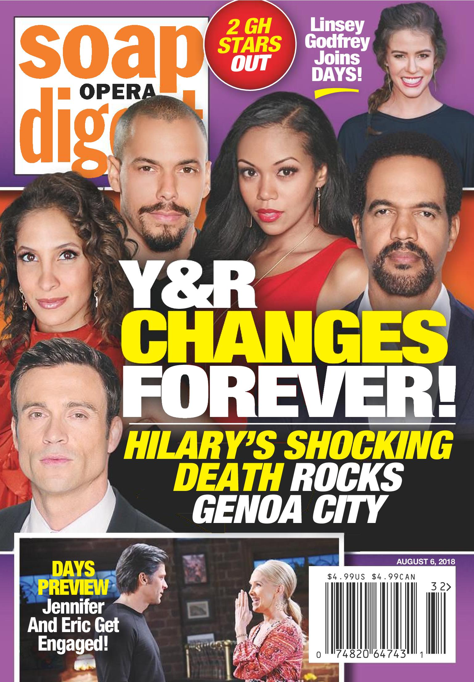 Download Soap Opera Digest - August 06, 2018 - SoftArchive