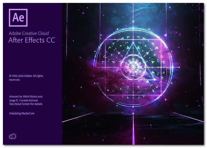 Download Adobe After Effects CC 2018 v15 1 2 69 (x64