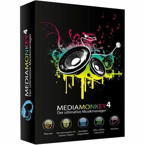 MediaMonkey Gold 4.1.21.1873 Multilingual