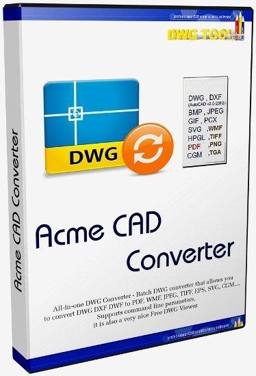 Acme CAD Converter 2019 v8.9.8.1480 Multilingual