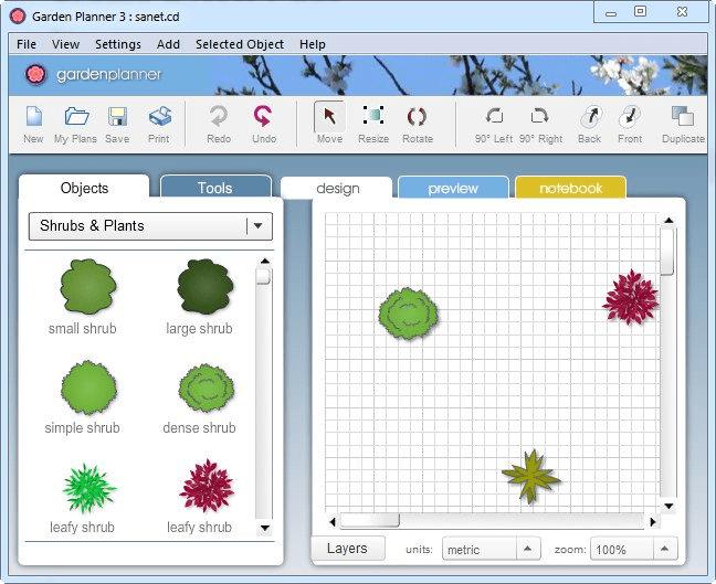 Artifact Interactive Garden Planner 3.6.21