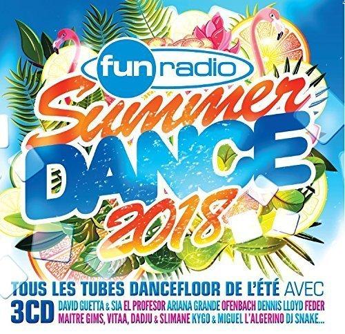 Fun Summer Dance 2018 (3CD, 2018).mp3 320 kbps