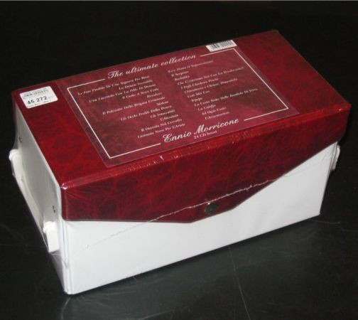 Ennio Morricone   The Ultimate Collection [24CD Box Set] (2006)