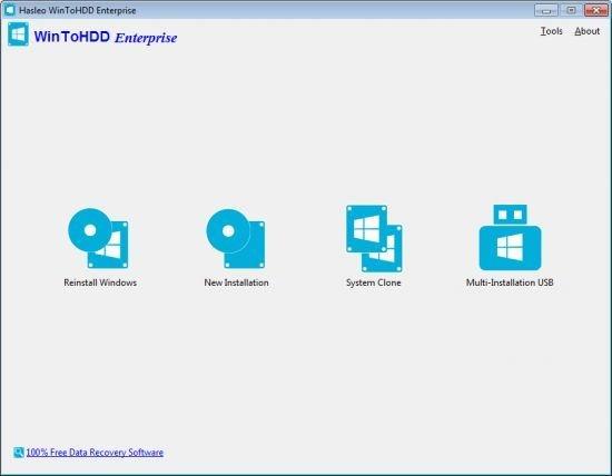 Resultado de imagen de WinToHDD 2.9 Release