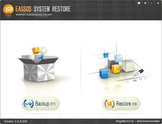 Eassos System Restore 2.0.6.630
