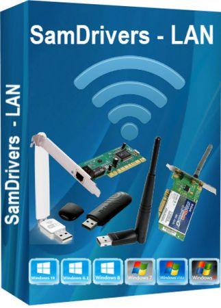 SamDrivers 18.7 LAN multilingüe