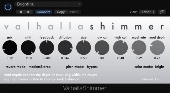 Valhalla DSP Valhalla Shimmer 1.0.4