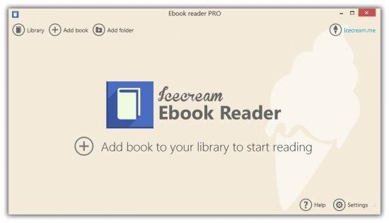 Icecream Ebook Reader Pro 5.13 Multilingual
